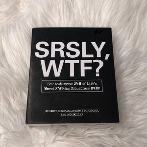 Hilarious book!